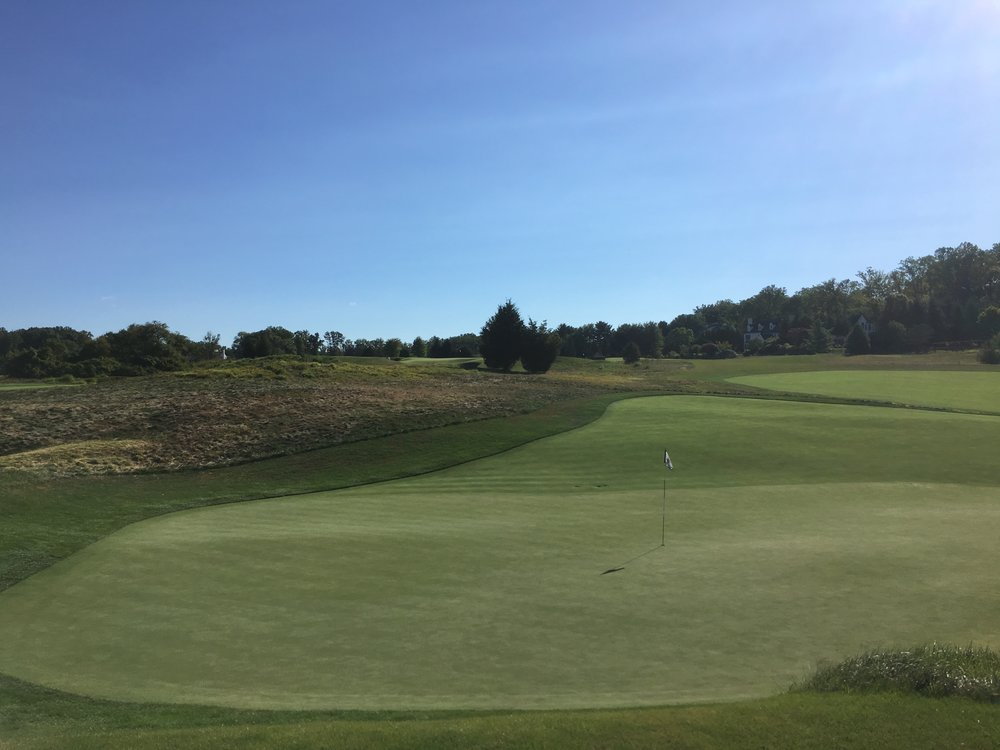 A look from the back of the punchbowl 3rd