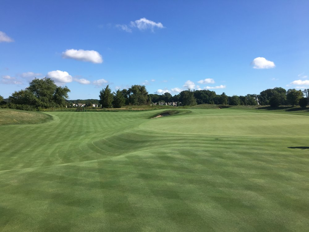 Another look at the 6th green.