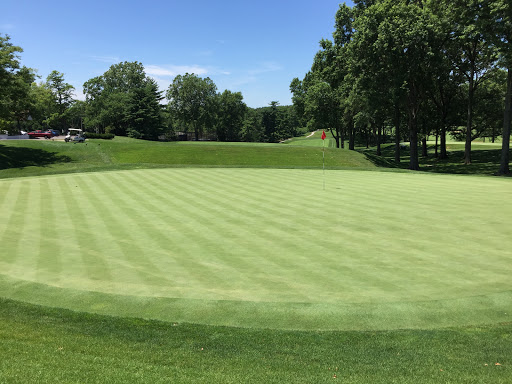 A look from behind St. Louis C.C.'s 18th green. Photo Credit: Kyle Truax  @TheTruArchitect