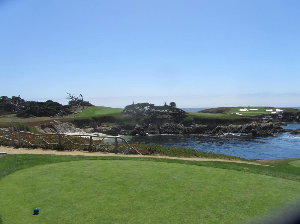 Cypress Point's famed 16th