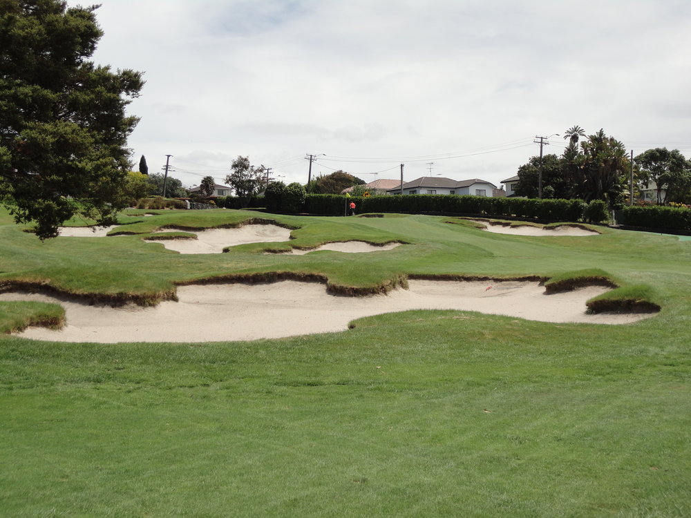 Titirangi Golf Club in New Zealand