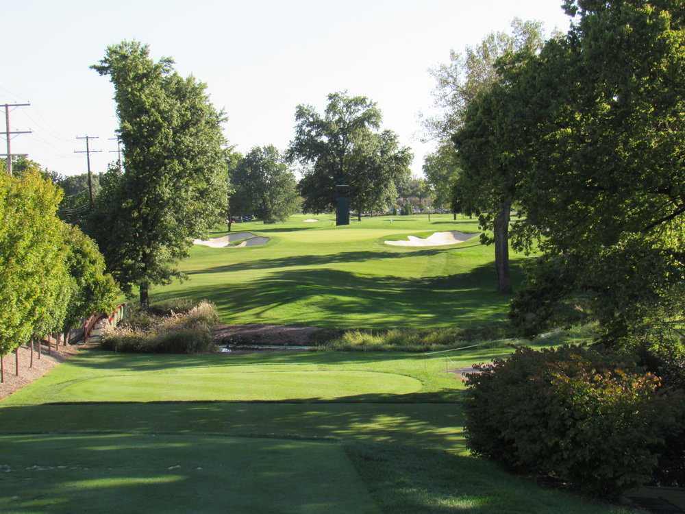 Ohio State's Scarlet Course