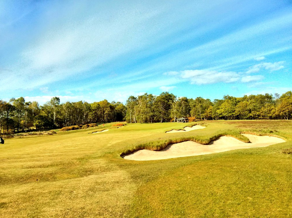 MacKenzie's first design, Alwoodley Golf Club Photo Credit: Simon Haines