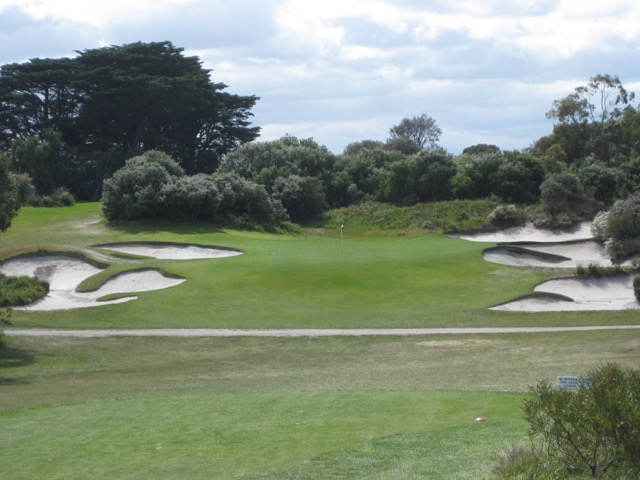 #5 at Royal Melbourne West