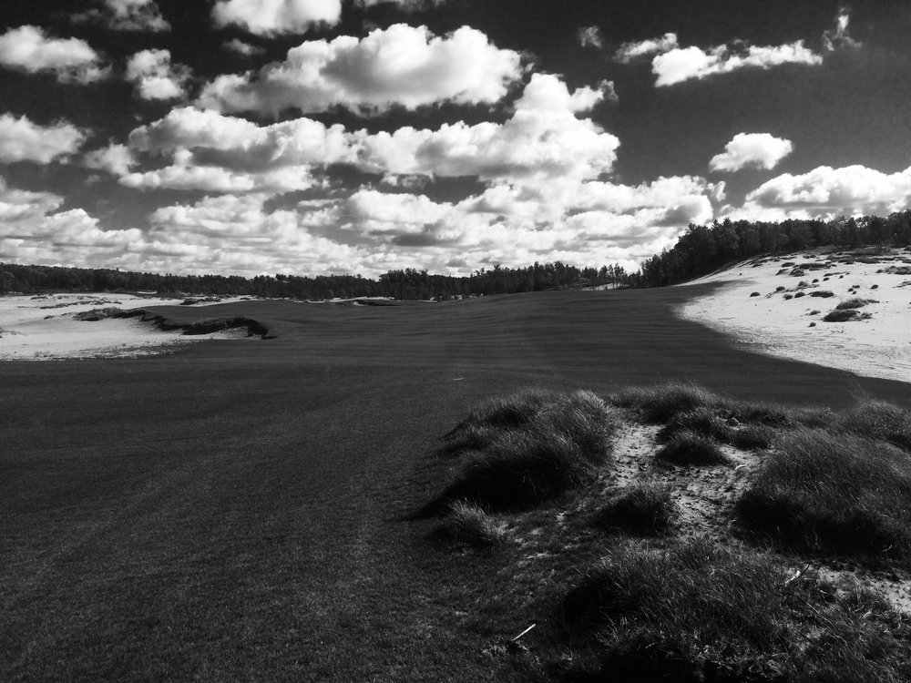 DMK Golf Design & Casey Krahenbuhl's work at Sand Valley