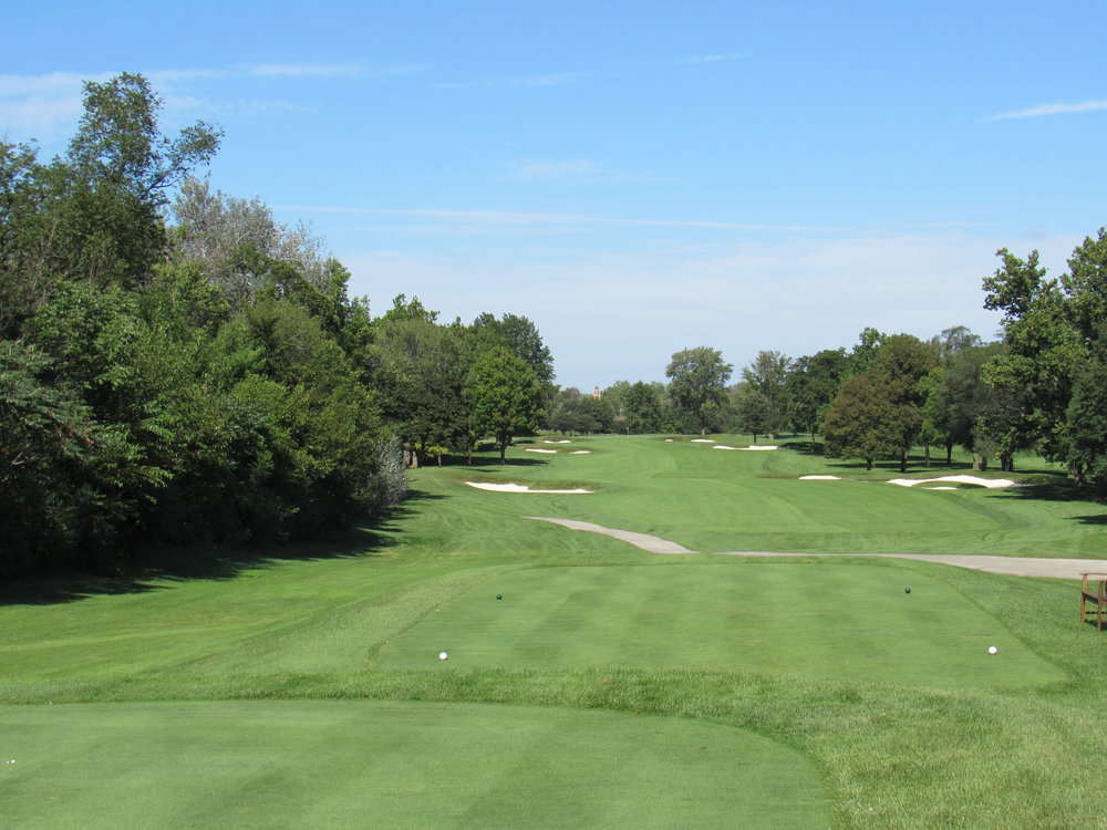 The 1st at Olympia Fields C.C.'s North Course