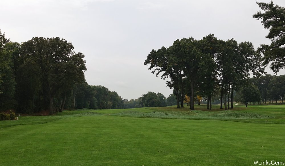 "A look at ""Gorilla"" from the fairway. Photo Credit: Jon Cavalier  @linksgems"