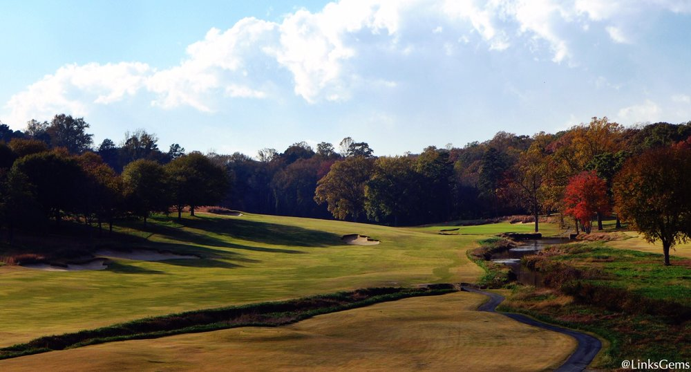 Perry Maxwell's masterpiece Old Town is unranked by Golf Digest