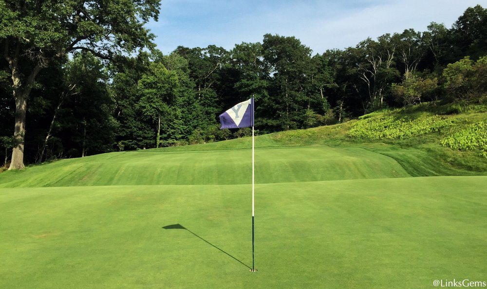 The Course at Yale ranks a lowly 177th on Golf Digest's list