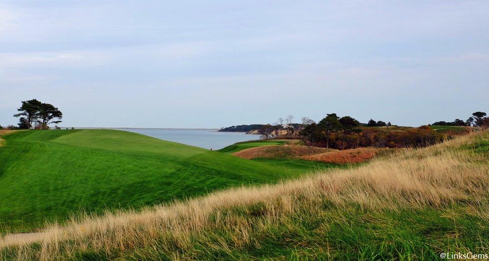 Eastward Ho didn't make Golf Digest's top 150