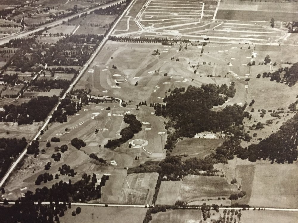 An early layout of Flossmoor. Photo Credit: Ian Gilley  @igilley