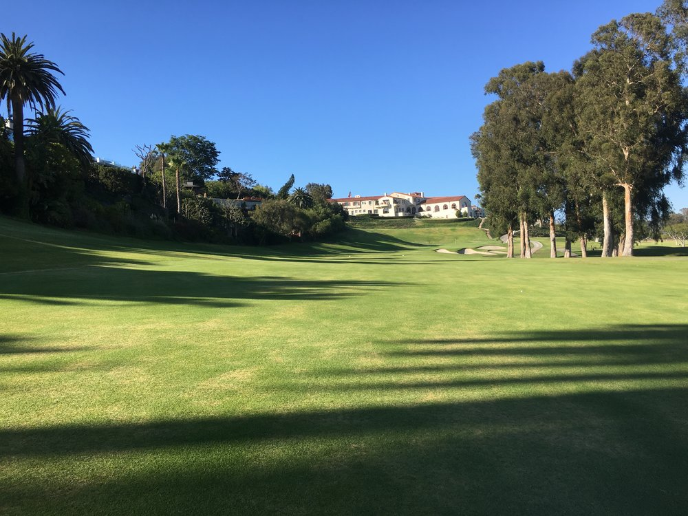 The 18th at Riviera C.C.