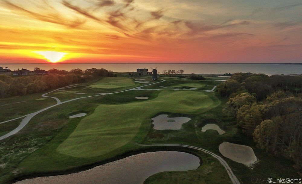 National Golf Links of America Photo Credit: Jon Cavalier @linksgems