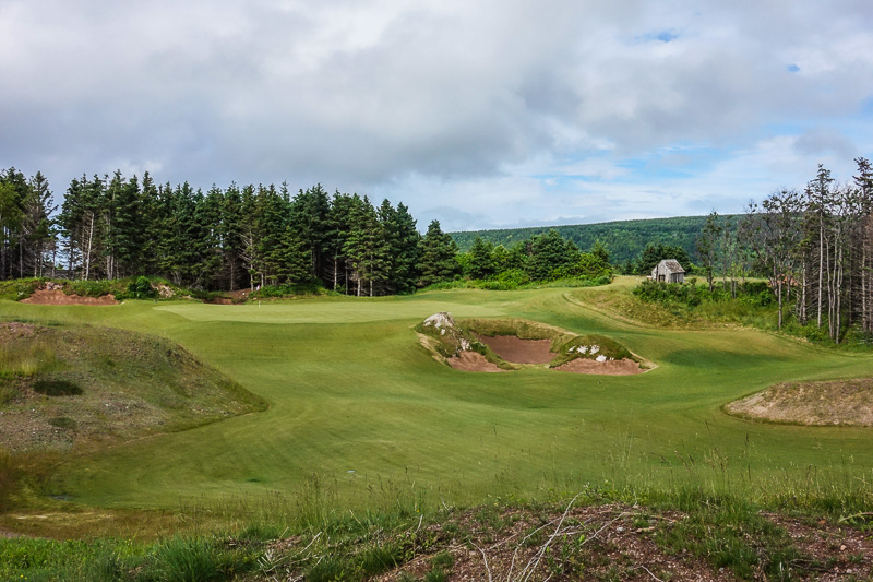 A closer look at the 14th.  Photo Credit: Christian Hafer  @hafe_life