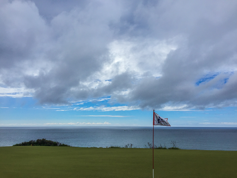 The majestic views of Cabot Cliffs Photo Credit: Christian Hafer  @hafe_life