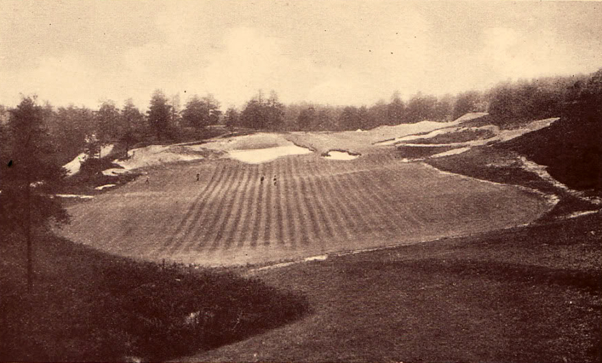 The New Course at Sunningdale – 7th Hole