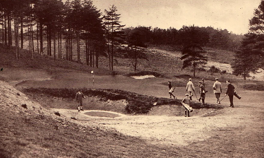 The New Course at Sunningdale – 8th Hole