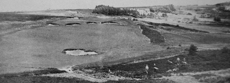 Broadstone Golf Club, remodeled and expanded by Colt in 1920.