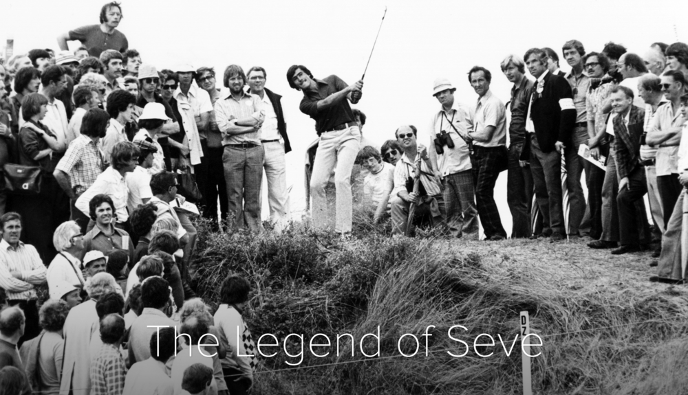 The Legend of Seve - By: John Hopkins (Global Golf Post)