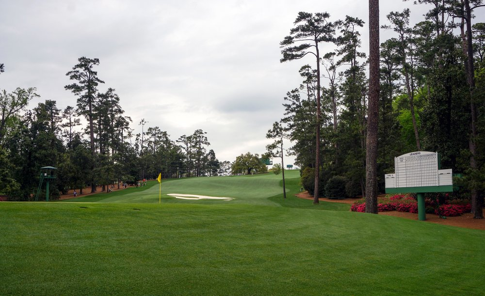 Guide to Complete Changes at Augusta National - Ron Whitten (Golf Digest)