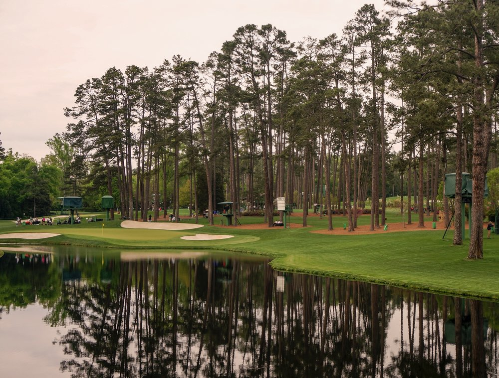 Architect Roundtable: Augusta National and the Masters -