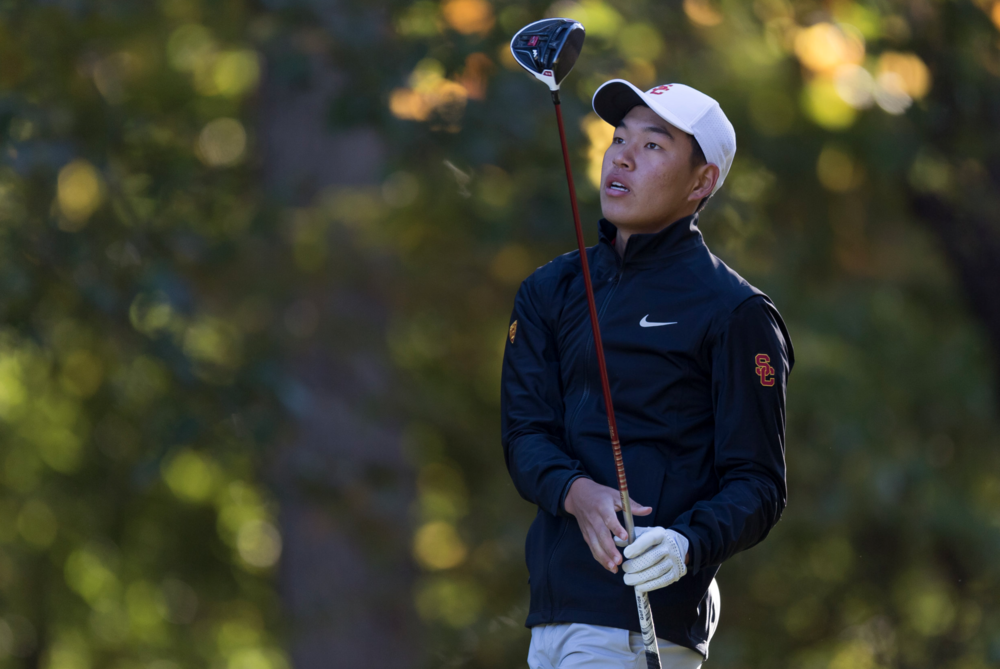 USC's Freshman Cheng Jin Photo Credit: University of Southern California