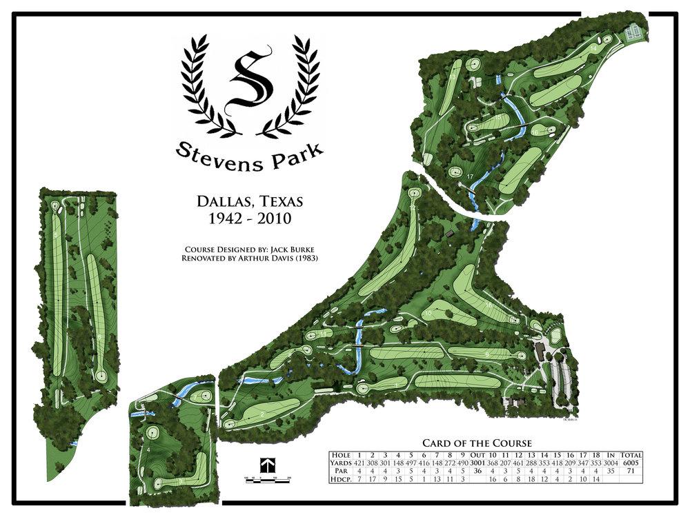 Stevens Park 1942 - 2010 Layout.jpg