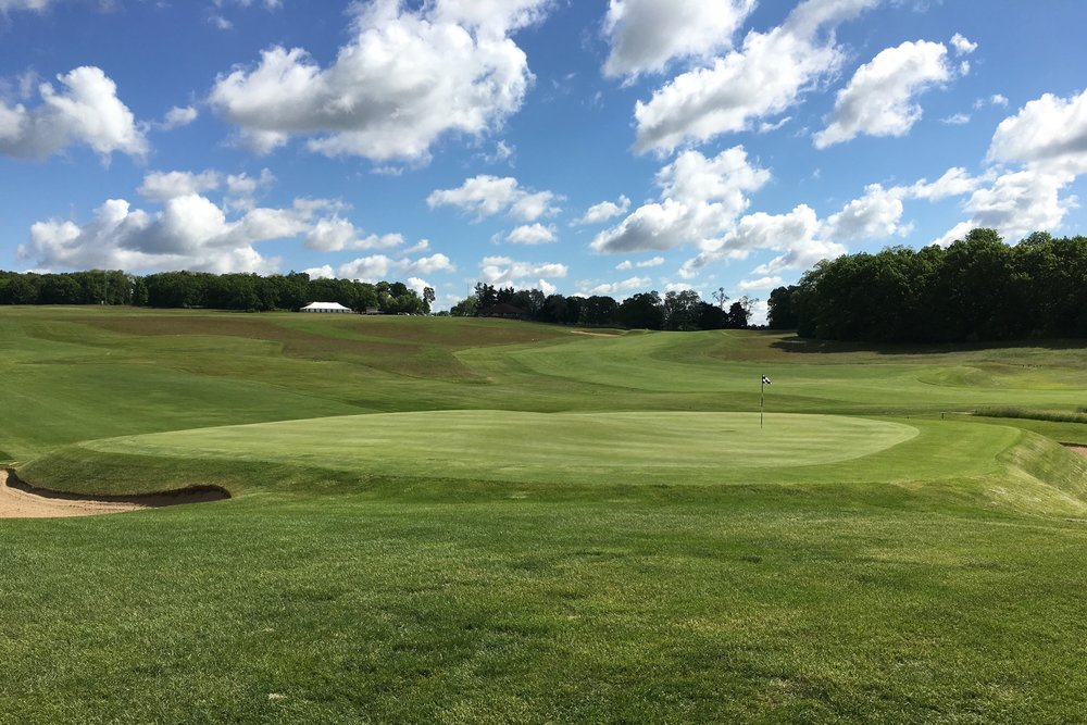 Lawsonia's sixth green. Photo Credit: Jason Way