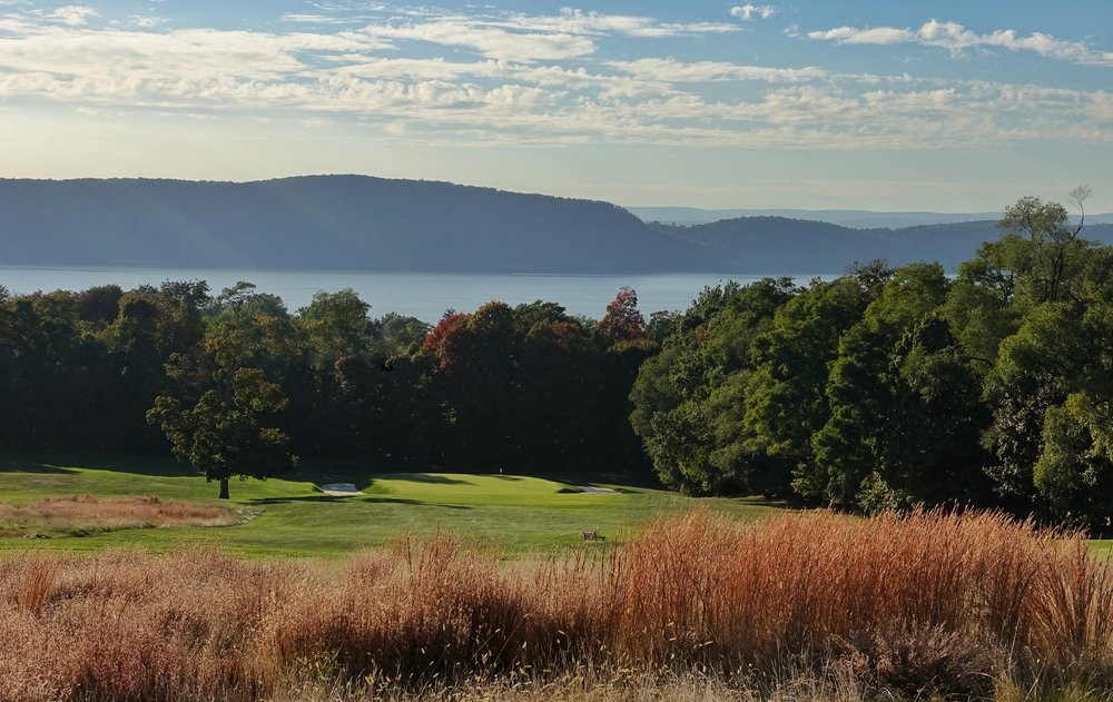 A look at the 7th and the Hudson River. Photo Credit: Jon Cavalier @linksgems
