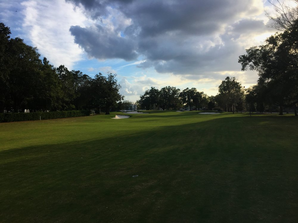 Winter Park Golf Club -
