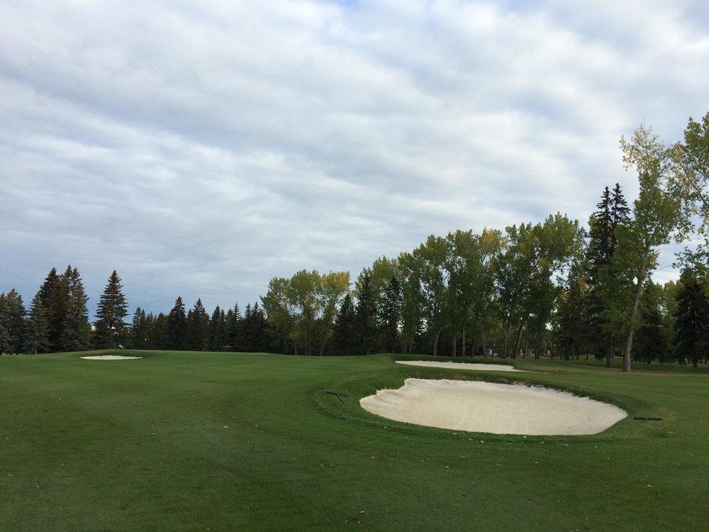 The 4th hole at Derrick Club