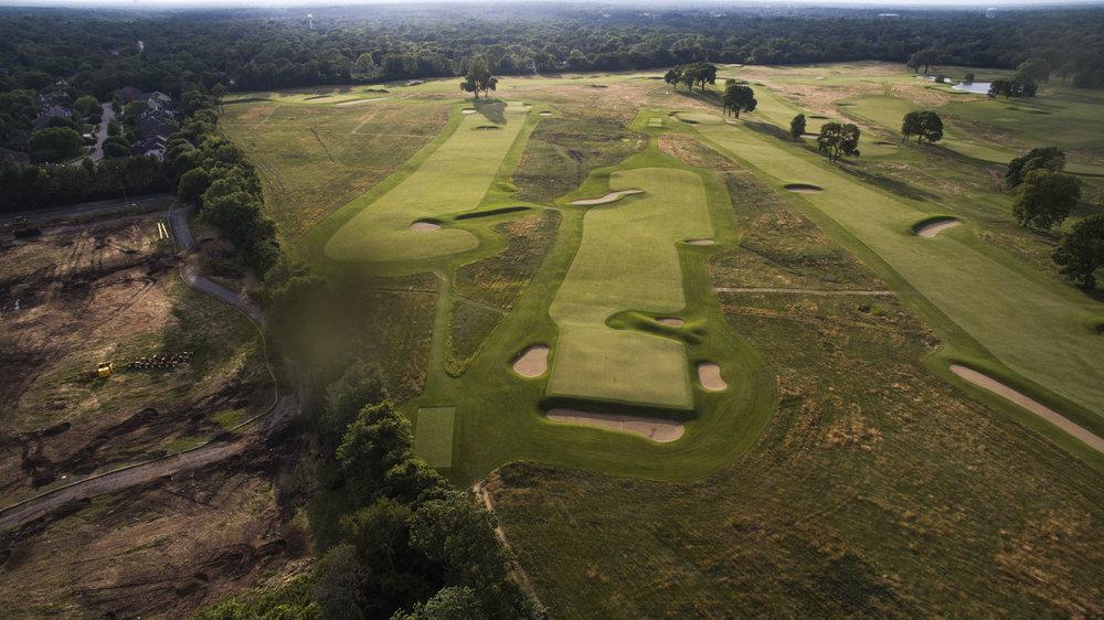 Chicago Golf Club - CB Macdonald & Seth Raynor