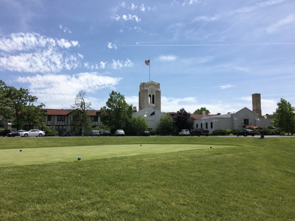 Olympia Fields North Course - Willie Park Jr.