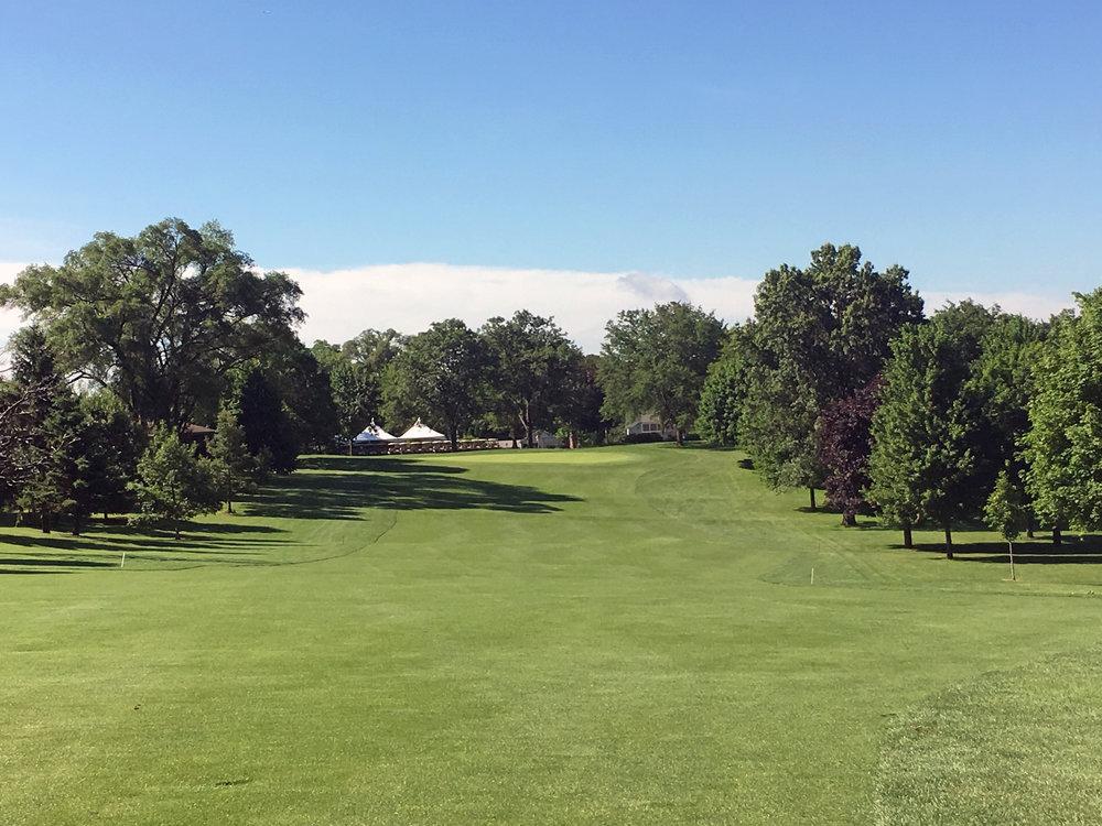 Downers Grove Golf Club - C.B. Macdonald