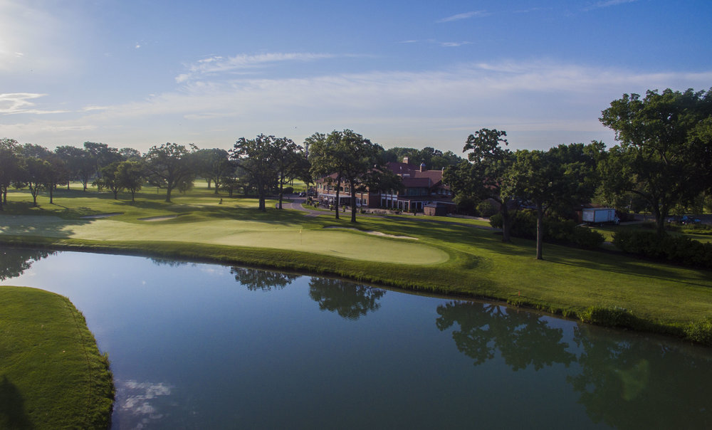 Oak Park Country Club - Architect: Donald Ross