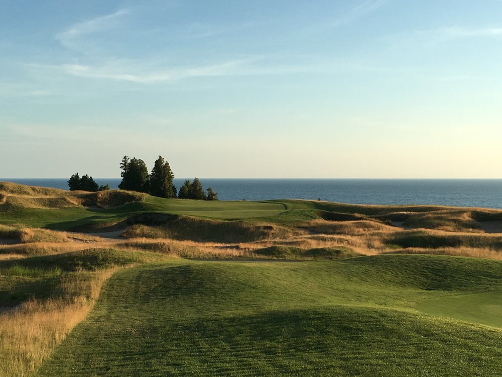 Arcadia Bluffs - Warren Henderson & Rick Smith