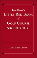 Quick, thoughtful golf course architecture writings. -