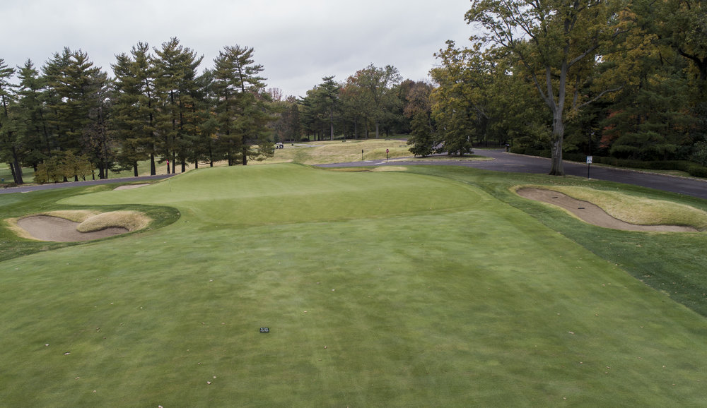 A look at St. Louis C.C.'s Double Plateau 15th.