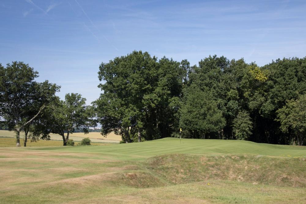 The 4th at Huntercombe Photo Credit: Huntercombe Golf Club