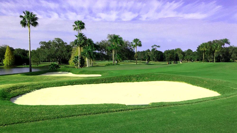 Golf Courses -
