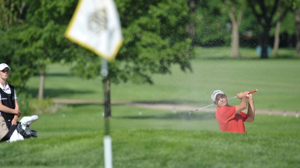 Kyle Nathan - Former college golfer, Mid-Am player - regular on the podcast, irregular on the blog.