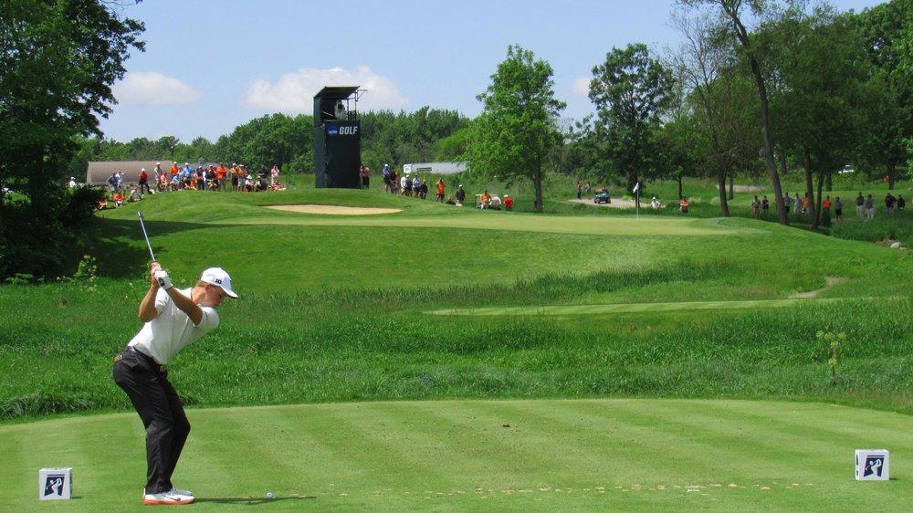 College & Amateur Golf -