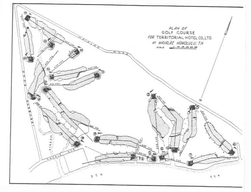 Raynor's Original Plan for Waialae.