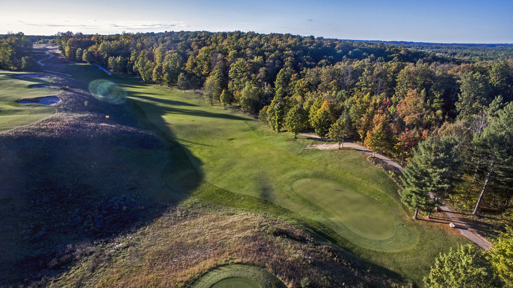 An aerial of the 12th.