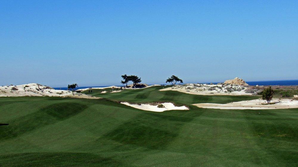 Monterey Peninsula C.C. -Dunes Course - Jackson & Kahn