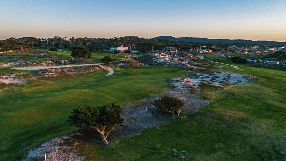 Pacific Grove Golf Links - Chandler Egan and Jack Neville
