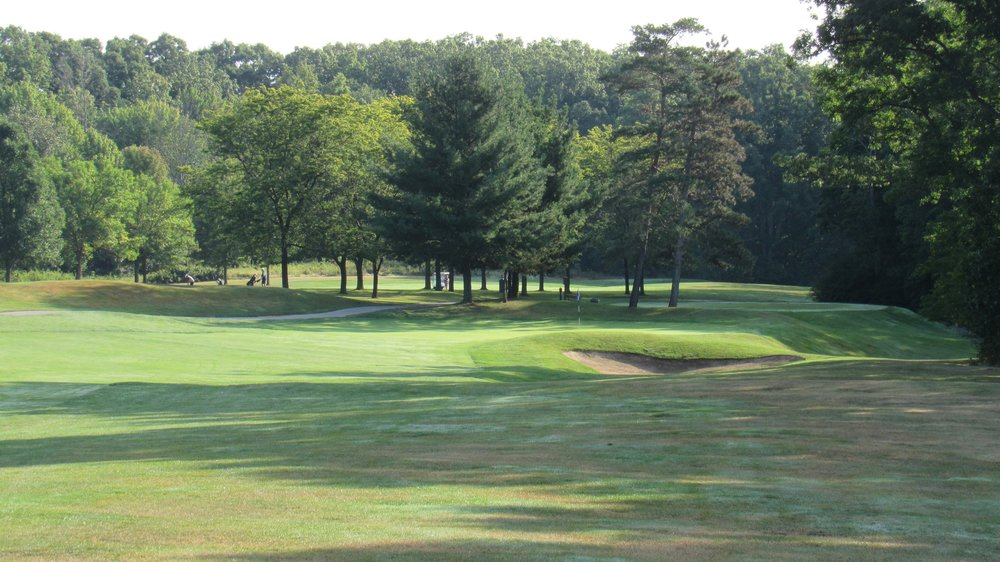 Sleepy Hollow GC - Stanley Thompson