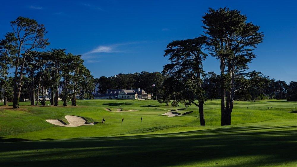 San Francisco Golf Club - San Francisco, CA