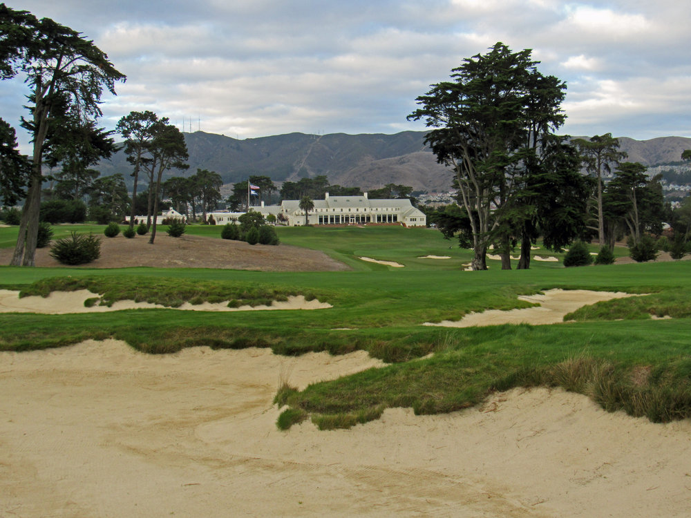 California Golf Club - A.V. Macan, Alister MacKenzie, Kyle Phillips
