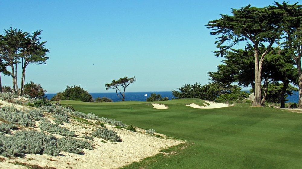 Monterey Peninsula C.C. Dunes Course - Monterey, CA